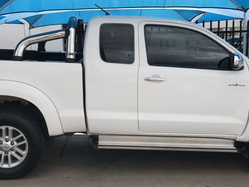 2014 Toyota Toyota Hilux 3.0 D4D Extra Cab 4x4 for sale ...
