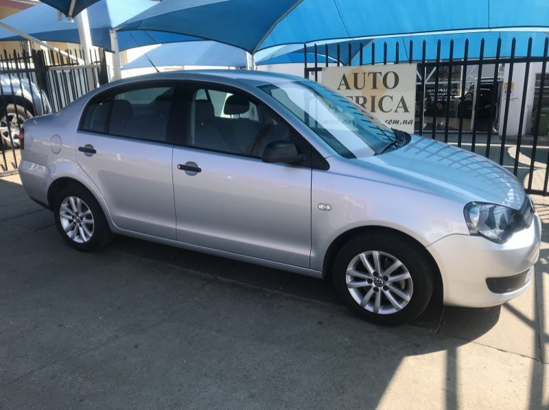 Used Volkswagen Polo Vivo 1.6 Trendline Sedan  for sale in Windhoek, Namibia