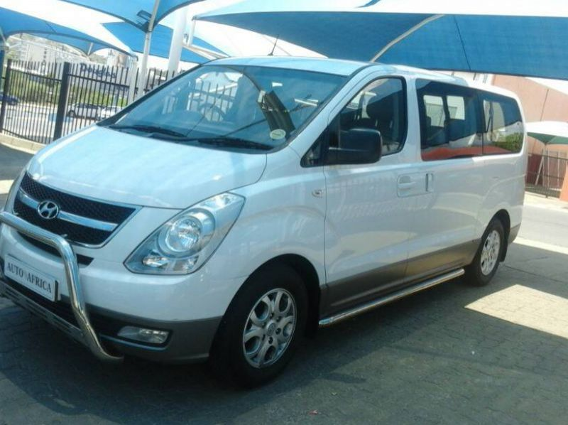 Used Hyundai H1 2.5 VGT 9 Seater Bus A/T  for sale in Windhoek, Namibia