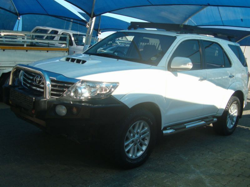 Used Toyota Fortuner 3.0  D4D  4x4  Automatic  for sale in Windhoek, Paraguay