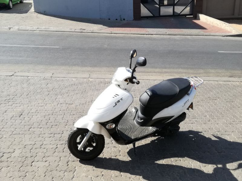 Used Puzey Jet Blade Z 125  for sale in Windhoek, Namibia