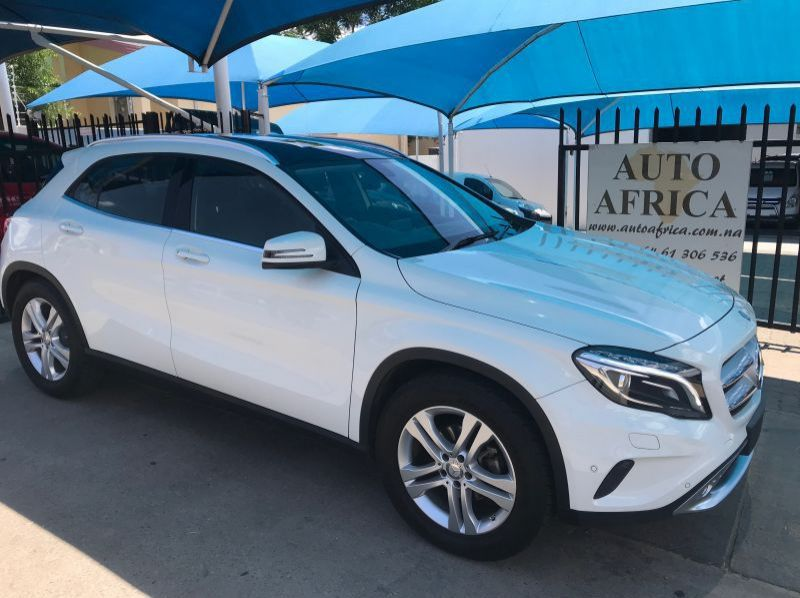 Used Mercedes-Benz GLA 220 CDI 4MATIC  for sale in Windhoek, Namibia