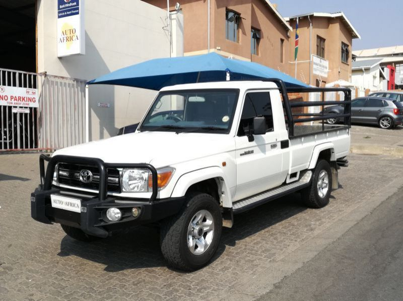 Used Toyota Land Cruiser 4.2 Diesel S/C 4x4  for sale in Windhoek, Namibia