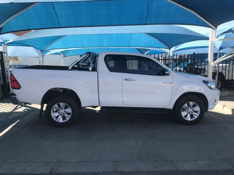 Used Toyota Hilux 2.8 GD6 Extended Cab  for sale in Windhoek, Namibia