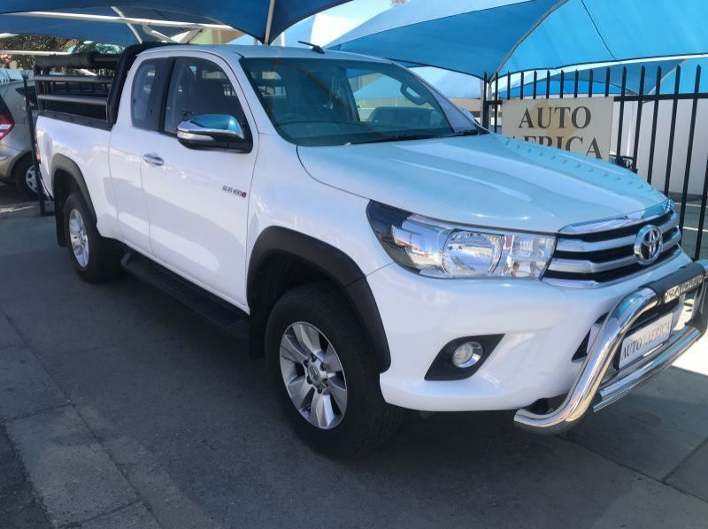 Used Toyota Hilux 2.8 GD6 Extended Cab 4x4  for sale in Windhoek, Namibia