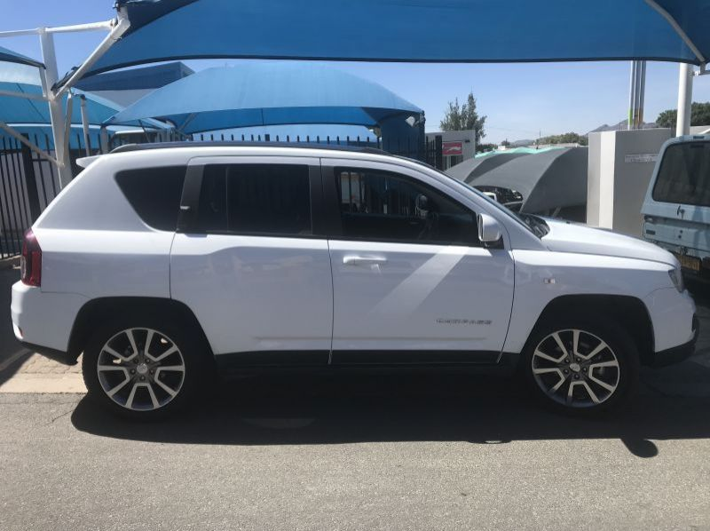 Used Jeep Compass 2.0 CVT LTD  for sale in Windhoek, Namibia