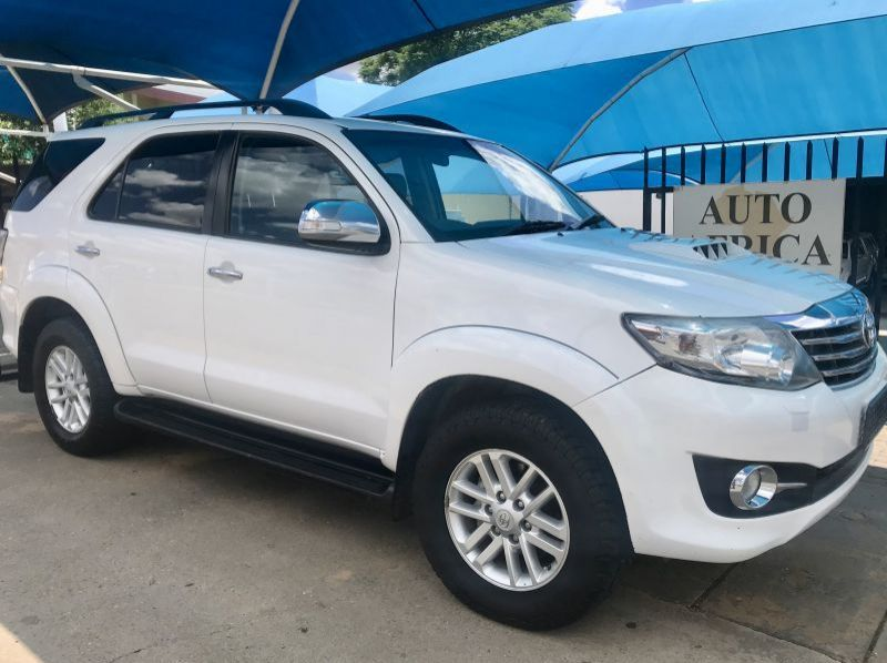 Used Toyota Fortuner 3.0  D4D  4x4  Automatic  for sale in Windhoek, Namibia