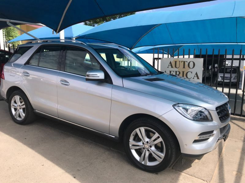 Used Mercedes-Benz ML350  for sale in Windhoek, Namibia