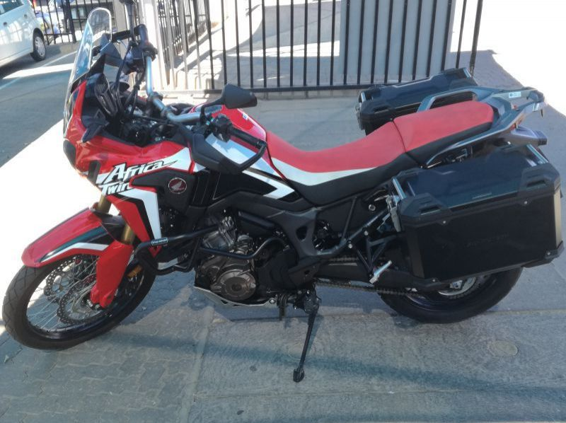 Used Honda Africa Twin  for sale in Windhoek, Namibia